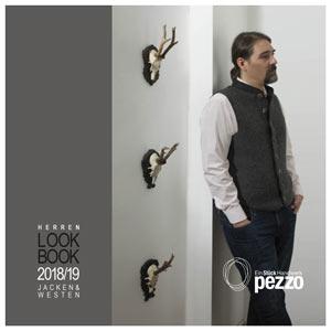 LookBook Herren2017/18 Pezzo