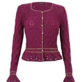 Strickjacke Damen Kaschmir